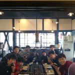 亜細亜大学 探検部@tankentankentanken の9名様です。 「杣の小橋~そまのこはし~」のところでラフティングをしにいらして、顧問の大澤さんと一緒に、二年生&三年生の8名で来て下さいました皆さんとても感じの良い若者で、お話ししていて心地良かったですご来店ありがとうございました️ #蔵 #筏 #ikada #japan #Tokyo #mitake #御岳 #御岳山 #mitakesan #御岳山ロックガーデン #武蔵御嶽神社 #多摩川 #御岳渓谷 #奥多摩 #ブドウ山椒 #おにぎり#tasty #バイク #ロードバイク #カヌー #カヤック #リバーSUP #デッドエンド #ジムニー #JA22 #ペット可  #亜細亜大学 #tankentankentanken