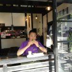 小作から歩いて来られたお客様です とても歩きやすそうなサンダルを履いていらっしゃいましたよく炭鳥ikadaの前を通られるそうで、気になっていらしたそうですご来店ありがとうございました http://ikadamitake.com#炭鳥 #蔵 #筏 #ikada #Tokyo #mitake #御岳 #御岳山 #mitakesan #御岳山ロックガーデン #武蔵御嶽神社 #多摩川 #御岳渓谷 #奥多摩フィッシングセンター #奥多摩 #ブドウ山椒 #おにぎり #味玉 #tasty #バイク #ロードバイク #カヌー #カヤック #リバーSUP #デッドエンド #ジムニー #ペット可