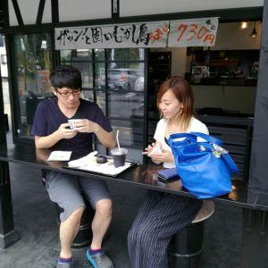 隣町にお住まいで、前から炭鳥ikadaの建物が気になっていらしたカップルがコーヒーブレイクでお立ち寄り下さいました今の季節は若葉&鳥のさえずりで、外のカウンターが気持ち良いです🤗ご来店ありがとうございましたhttp://ikadamitake.com営業時間11~17時木曜定休(祭日は営業)#炭鳥 #蔵 #筏 #ikada #Tokyo #mitake #御岳 #御岳山 #mitakesan #御岳山ロックガーデン #武蔵御嶽神社 #多摩川 #御岳渓谷 #奥多摩フィッシングセンター #奥多摩 #ブドウ山椒 #おにぎり #味玉 #tasty #バイク #ロードバイク #カヌー #カヤック #リバーSUP #アルパインクライミング #デッドエンド #ジムニー #ペット可