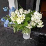斜めお向かいさんから、また違う種類の紫陽花を頂きましたお庭の紫陽花が広がり過ぎて切ったのを下さったのですが「いらなかったら捨てるだけだから」と、それはもう沢山で嬉しい悲鳴️ もはや収拾がつかなくなって、ただただ入れただけです水が白いのは焼きミョウバンの入れ過ぎですねhttp://ikadamitake.com営業時間11~17時(夏季)木曜定休(祭日は営業)#炭鳥 #蔵 #筏 #ikada #mitake #御岳 #御岳山 #mitakesan #御岳山ロックガーデン #武蔵御嶽神社 #多摩川 #御岳渓谷 #御岳ランチ #奥多摩フィッシングセンター #奥多摩 #ブドウ山椒 #おにぎり #味玉 #バイク #ロードバイク #カヌー #カヤック #リバーSUP #デッドエンド #アルパインクライミング #ジムニー #ペット可 #紫陽花