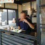 今日最初のお客様は、蔵の二階にイラストを展示している 故・烏田賢治氏の弟さんでした。 「兄の命日も近いので、今年はこちらに来ました」と、お仕事の都合をつけてお越し下さいました賢治氏もきっと喜んでいる事でしょう🤗ご来店ありがとうございました️http://ikadamitake.com 営業時間11~17時(夏季)木曜定休(祭日は営業)#炭鳥 #蔵 #筏 #ikada #mitake #tokyo #御岳 #御岳山 #御岳山ロックガーデン #武蔵御嶽神社 #多摩川 #御岳渓谷 #ランチ #奥多摩フィッシングセンター #奥多摩 #ブドウ山椒 #おにぎり #味玉 #バイク #ロードバイク #カヌー #カヤック #リバーSUP #ラフティング #ジムニー #ペット可