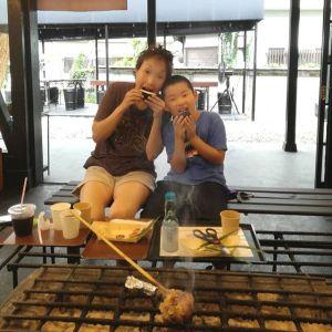 埼玉県からお越しのお母様と息子さんです午前中にリバーSUPを楽しんだ後、午後はラフティングも楽しまれたそうです盛りだくさんの一日でしたね🤗ご来店ありがとうございました️http://ikadamitake.com 営業時間11~17時(夏季)木曜定休(祭日は営業)※むかし鳥、ばくだんは数に限りがございます。1個からお取り置き致します♪Tel.0428-85-8726#炭鳥 #蔵 #筏 #ikada #むかし鳥 #mitake #tokyo #御岳 #御岳山 #御岳山ロックガーデン #武蔵御嶽神社 #多摩川 #御岳渓谷 #御岳ランチ #奥多摩フィッシングセンター #奥多摩 #日原鍾乳洞 #味玉 #バイク #ロードバイク #カヌー #カヤック #リバーSUP #ラフティング #デッドエンド #ペット可
