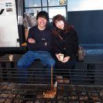 神奈川県からお越しのカップルです#奥多摩ドライブ の途中にお立ち寄り下さいました今日も秋晴れで #奥多摩湖 などとても眺めが良いことと思います🤗ご来店ありがとうございましたhttp://ikadamitake.com営業時間・4月〜12月 11〜17時11月末まで木曜定休(祭日は営業)※むかし鳥、ばくだんは数に限りがございます。1個からお取り置き致します♪Tel.0428-85-8726#炭鳥蔵ikada #むかし鳥 #炭鳥ikada #ばくだん #mitake #tokyo #御岳 #御岳山 #御岳山ロックガーデン #武蔵御嶽神社 #多摩川 #御岳渓谷 #東京アドベンチャーライン #御岳ランチ #奥多摩フィッシングセンター #奥多摩 #日原鍾乳洞 #味玉 #バイク #ロードバイク #カヌー #カヤック #riversup  #デッドエンド #ペット可
