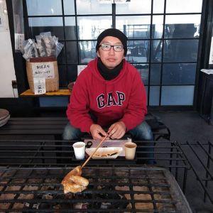 リピーターのお客様 @harutakikurou さんです普段は奥多摩町でワサビ農家をされている方ですが、先日狩猟免許を取得なさったそうで、私は獲物のpostを楽しみにしています🤗毎度ご来店ありがとうございますhttp://ikadamitake.com営業時間・4月〜12月 11〜17時  1月〜  3月 11〜16時金曜定休(祭日は営業)※むかし鳥、ばくだんは数に限りがございます。1個からお取り置き致します♪Tel.0428-85-8726#むかし鳥 #炭鳥ikada #ばくだん #mitake #tokyo #御岳 #御嶽駅 #御岳山 #武蔵御嶽神社 #多摩川 #御岳渓谷 #東京アドベンチャーライン #御岳ランチ #奥多摩フィッシングセンター #奥多摩 #日原鍾乳洞 #okutama #バイク #ロードバイク #カヌー #カヤック #riversup  #デッドエンド #ペット可