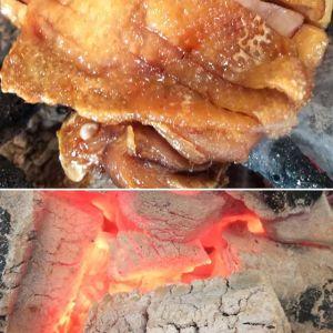 炭火で炙る香ばしいむかし鳥お代わり自由の昆布汁付き税込み730円ですhttp://ikadamitake.com営業時間・1月〜  3月 11〜16時  4月〜12月 11〜17時金曜定休(祭日は営業)※むかし鳥、ばくだんは数に限りがございます。1個からお取り置き致します♪Tel.0428-85-8726#むかし鳥 #炭鳥ikada #ばくだん #mitake #tokyo #御岳 #御嶽駅 #御岳山 #御岳山ロックガーデン #武蔵御嶽神社 #御岳神社 #多摩川 #御岳渓谷 #東京アドベンチャーライン #御岳ランチ #奥多摩フィッシングセンター #奥多摩 #日原鍾乳洞 #okutama #バイク #ロードバイク #カヌー #カヤック #riversup  #デッドエンド #ペット可 #炭火焼
