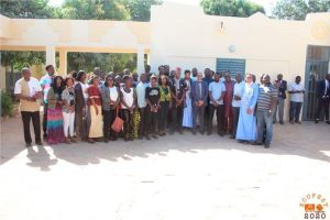 l'atelier de conceptualisation et de lancement du circuit ECOFEST (Circuit des Festivals Verts en Afrique)