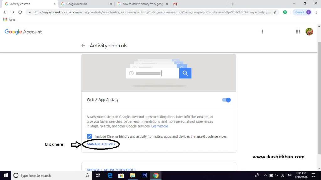 How-to-Delete-Google-Account-History-Step-4
