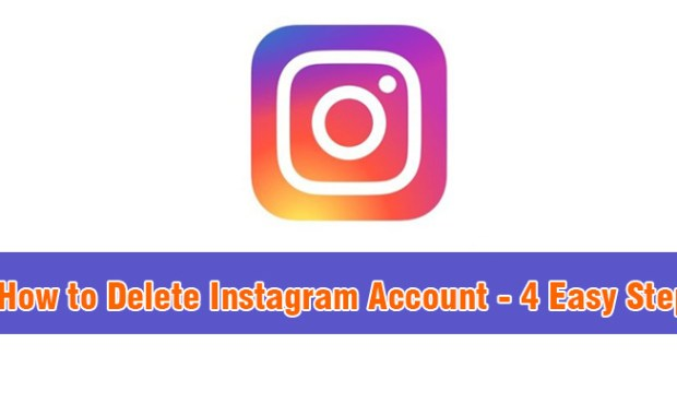 How to Delete Instagram Account (4 Easy Step!) 2019
