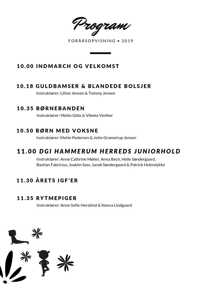 Program 2019 1