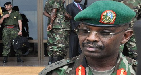 Gen Frank Kamanzi Mushyo, the new Darfur UN peace keeping.