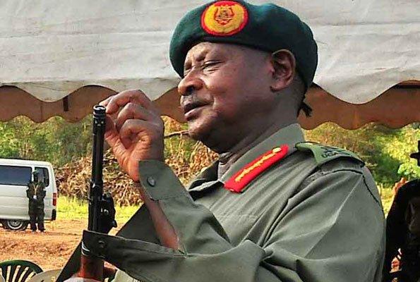 Yoweri Museveni, la tête pensante de la guerre d'agression de 1990