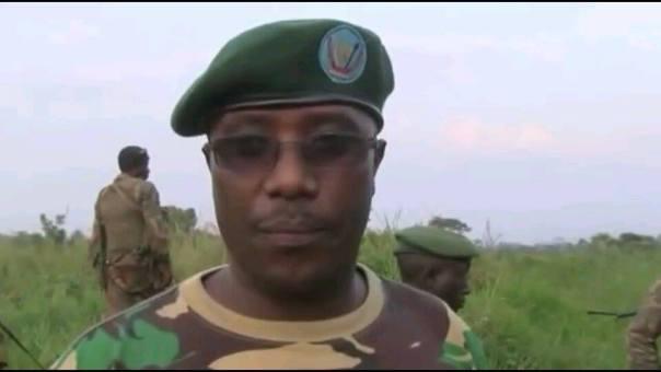 Col Murenzi,officier rwandais infiltré dans les FARDC, n'est pas encore arrêté!