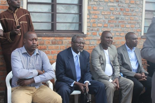 Les ex M23 hier ont dit non à la délegation congolaise qui était venu les convaincre de rentrer