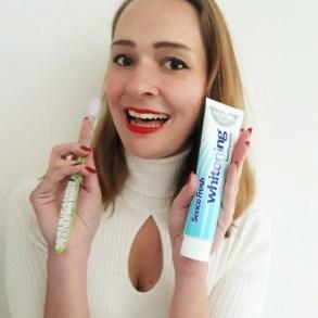 Tanden poetsen na een kaakoperatie. Hoe werkt dat?