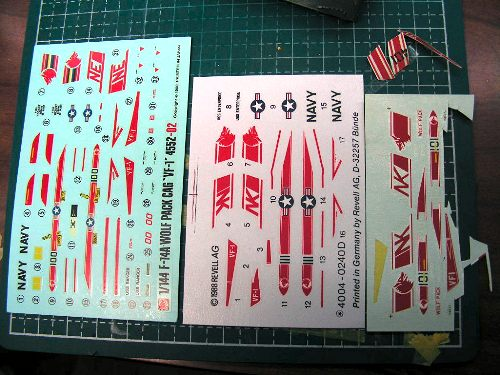 1/144 wolfpack decal vf-1