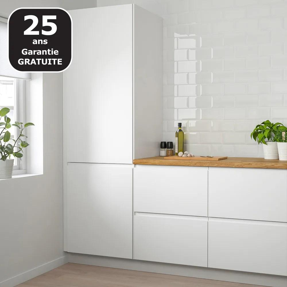 Blanc Mat Ikea Meuble De Cuisine Independant - Novocom.top