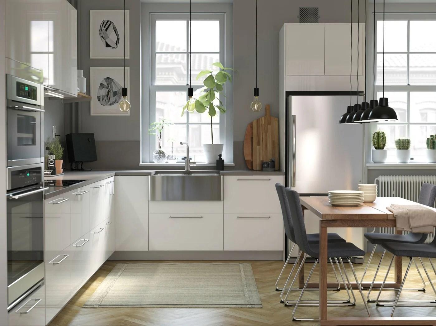 Modern Kitchen Ideas Ikea Novocom Top