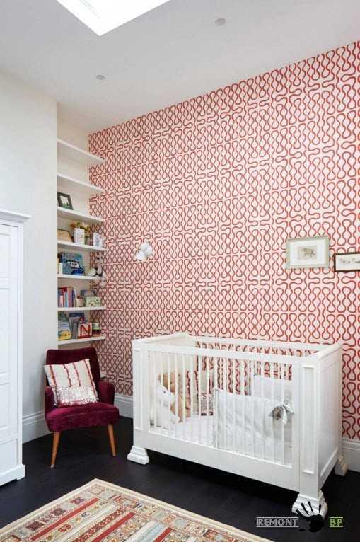 Дизайн для обоев – ремонт квартиры, варианты поклейки ...
