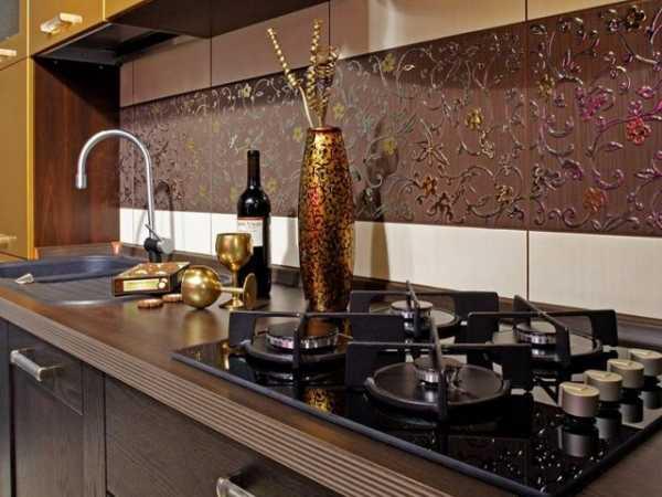 Фартук из кафеля для кухни – Плитка для кухни на фартук ...