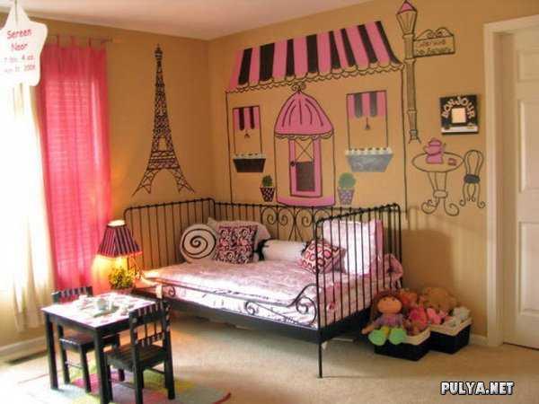 Фото красивые детские комнаты – Дизайн детской комнаты для ...