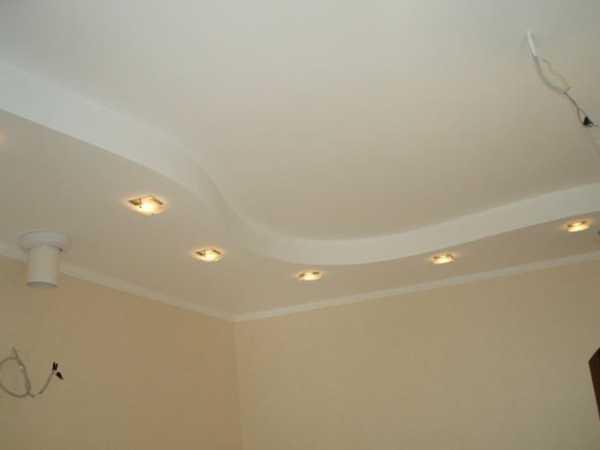 Фото підвісні стелі з гіпсокартону – Потолки из ...