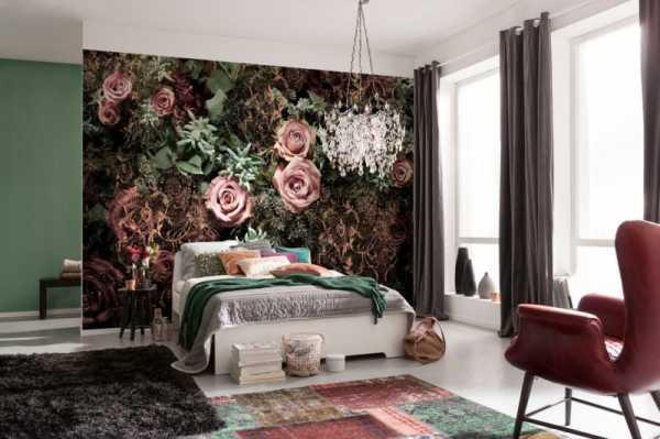 Красивые фото обои для спальни – Обои для спален (156 фото ...