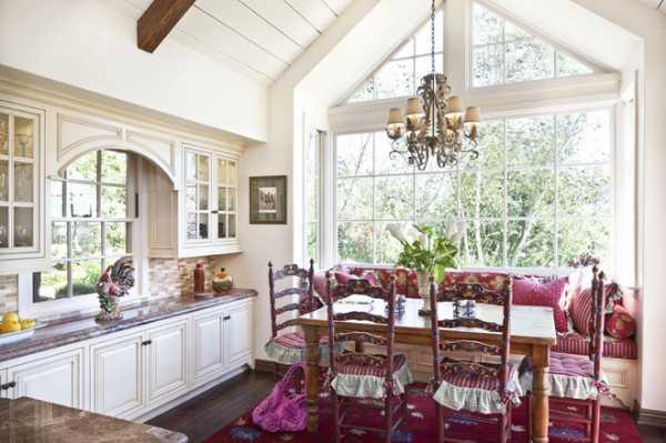 Люстры в стиле прованс фото на кухню – описание, виды ...