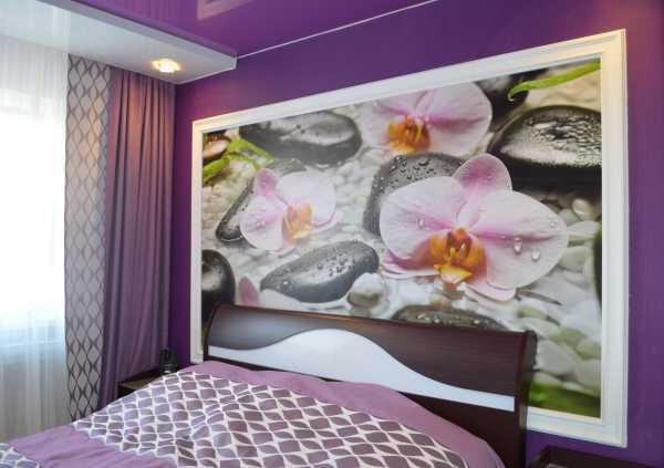 Обои фото дизайн спальни – Обои для спален (156 фото ...
