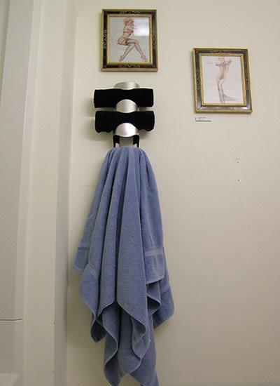 towel rack vurm wine rack
