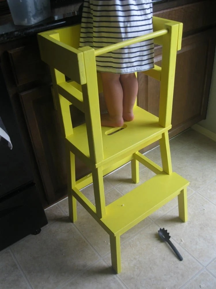 learning tower with bekv u00c4m stool
