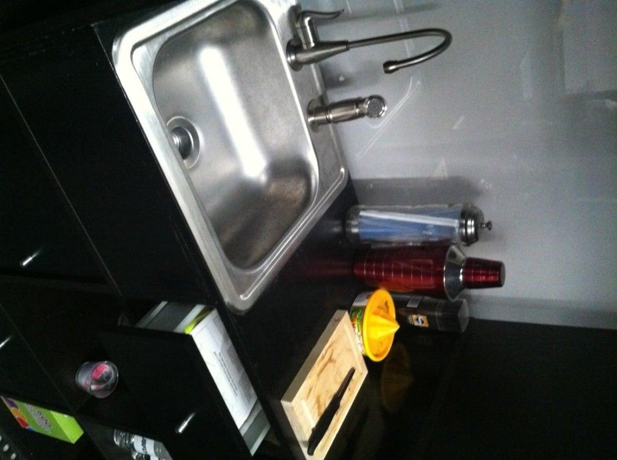 EXPEDIT Bar Sink - IKEA Hackers