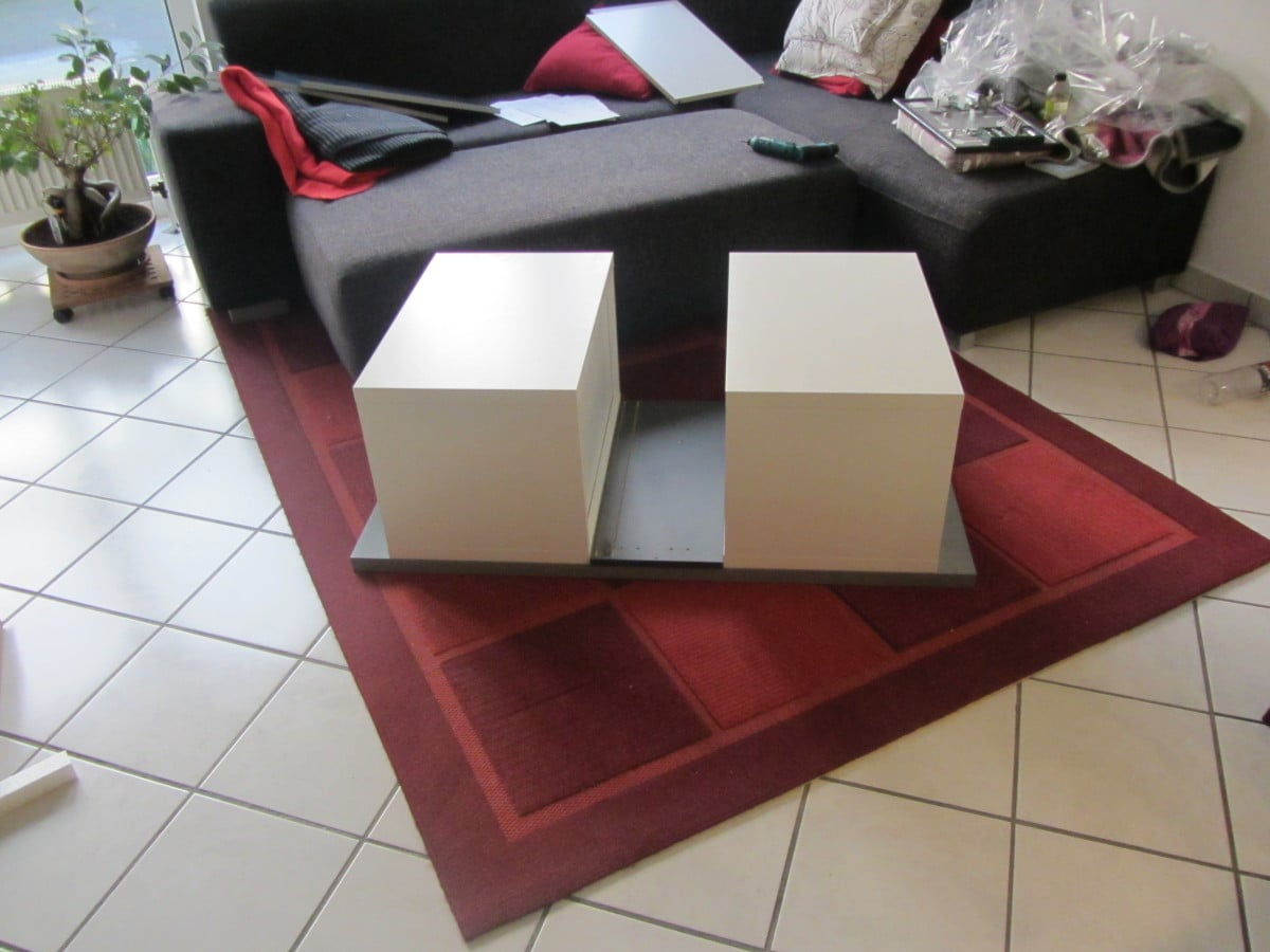 BESTA Coffee Table IKEA Hackers - Besta coffee table