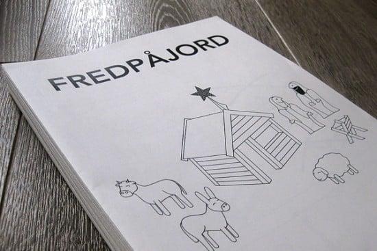 IKEA Manual Christmas card