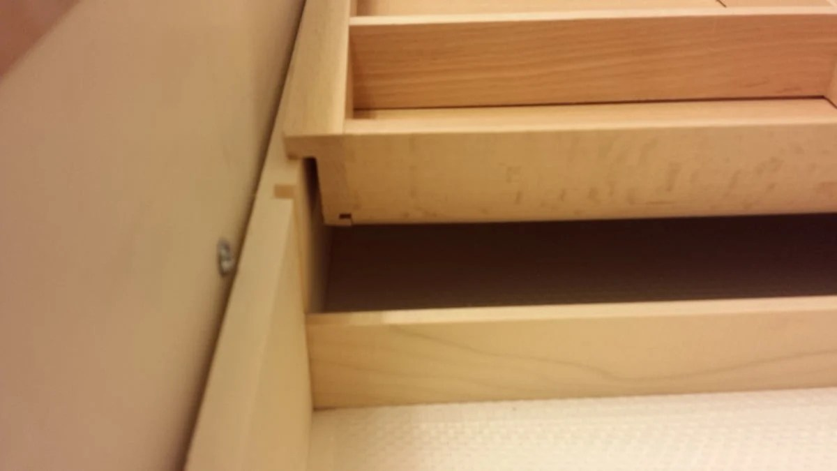 Varde Drawer Unit Dividers With Sliding Rationell Storage