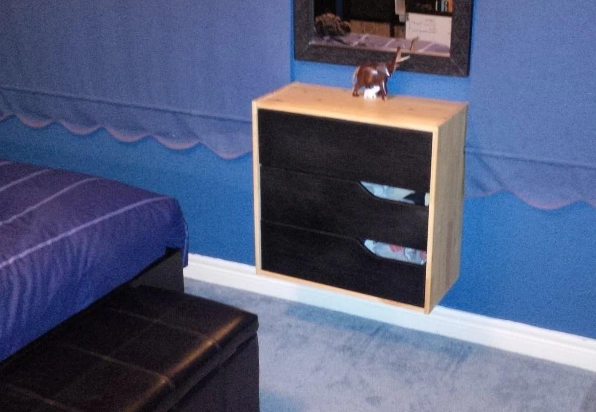 Rast Hack Wall Mounted Mini Mandal Dresser Ikea Hackers