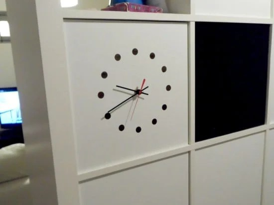 Expedit embedded clock