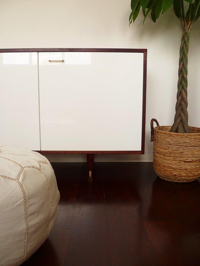 Mid Century Modern Shelving From Ikea Rast Ikea Hackers