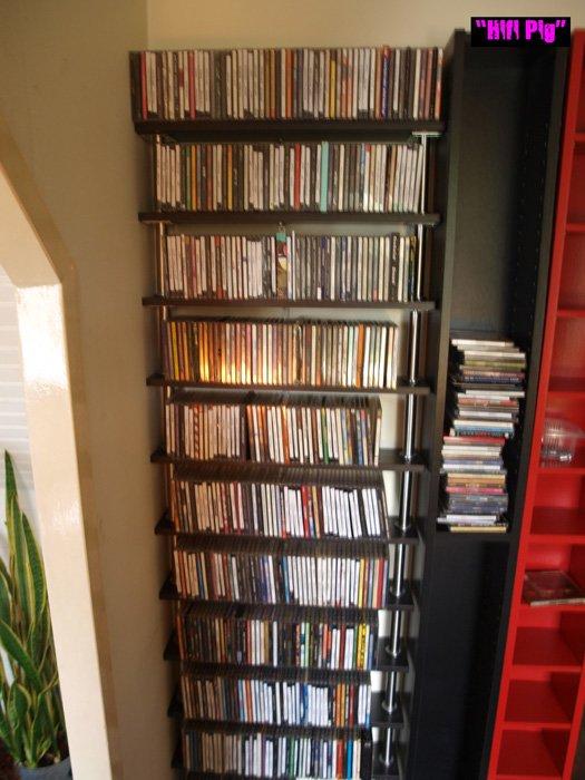 hifi pig cd rack ikea hackers. Black Bedroom Furniture Sets. Home Design Ideas