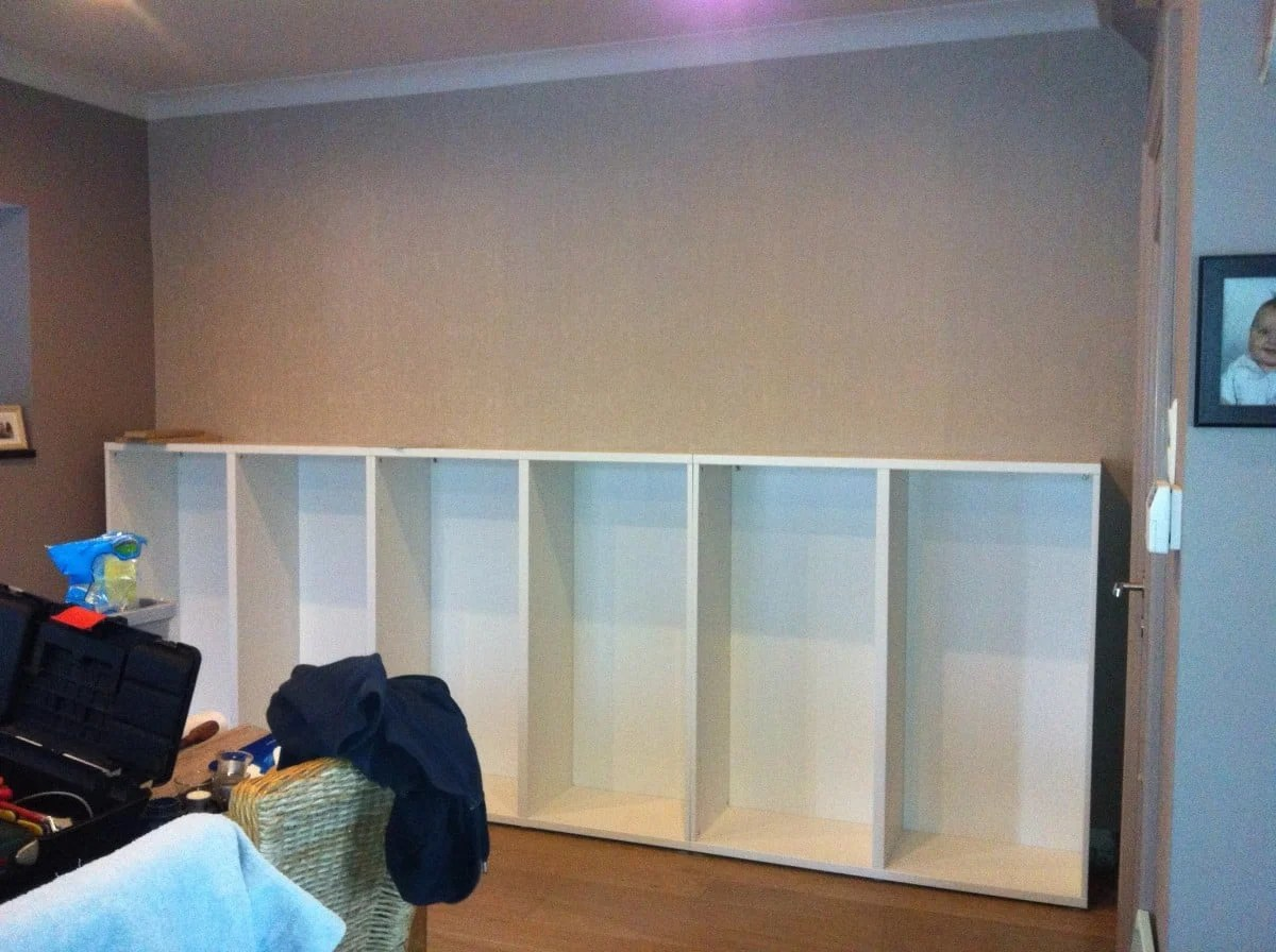 besta wall ikea hackers. Black Bedroom Furniture Sets. Home Design Ideas