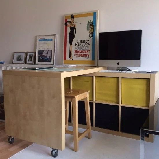 Expedit And Bosse Table Breakfast Bar Workspace With