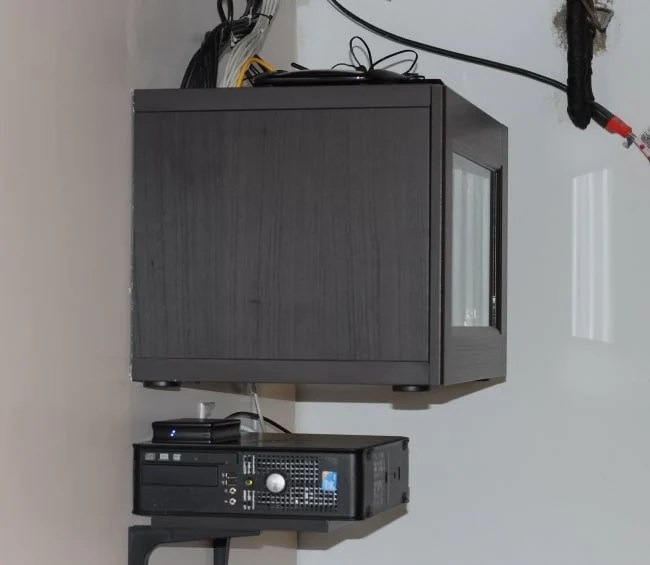 Wiring Cabinet Home Network Pinterest Cabinets