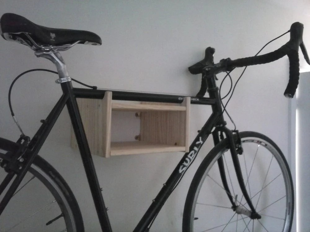 Rast Bike Wall Mount Ikea Hackers
