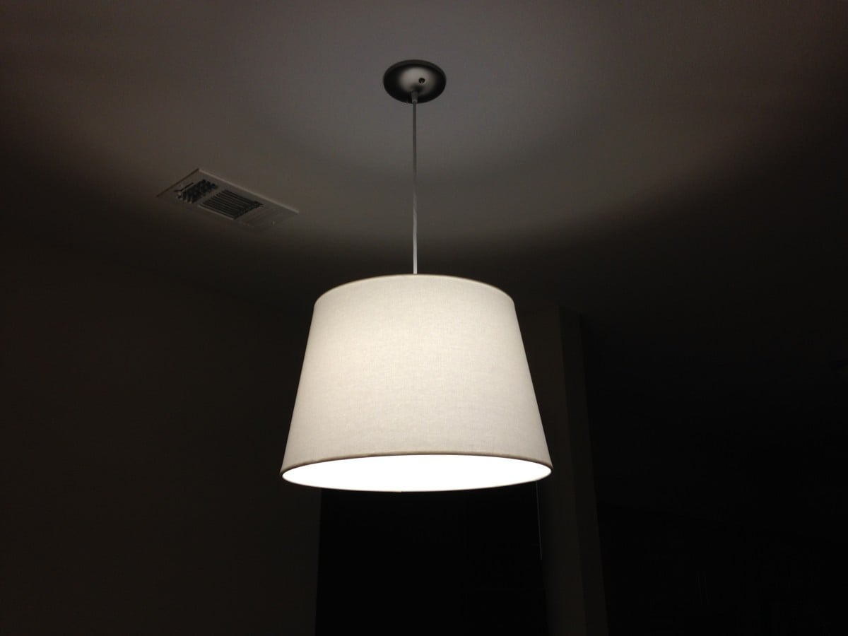 Lampshade Diffuser - IKEA Hackers
