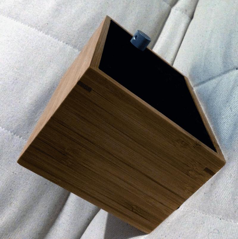 Bamboo Dragan Box Meets Raspberry Pi Sounds Good Ikea