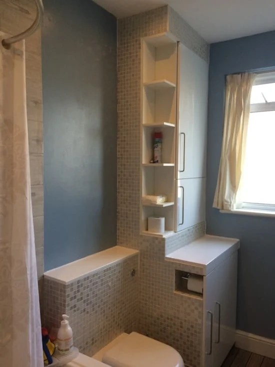 Bathroom Airing Cupboard
