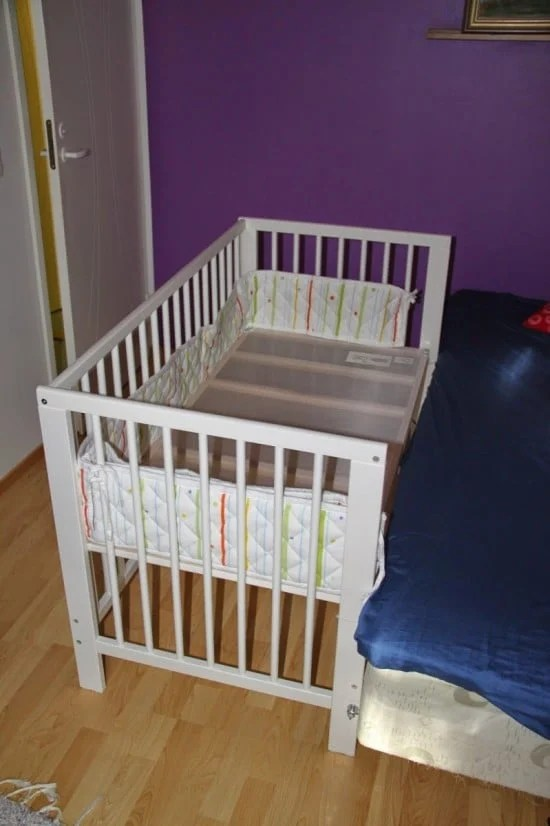 Gulliver Baby Crib Meets An Engineer Ikea Hackers