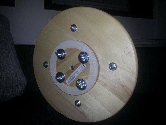 Snudda Prairie Dog Wheel Ikea Hackers