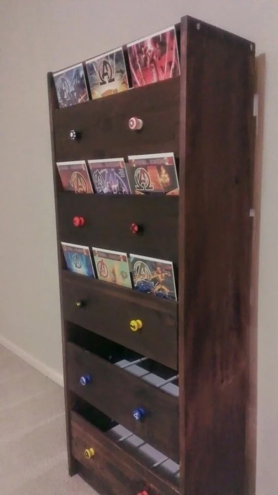 Comic Book Storage Solution Ikea Hackers