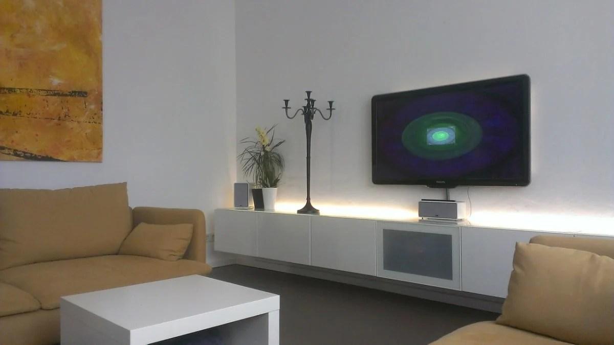 IKEA BESTA ambient light