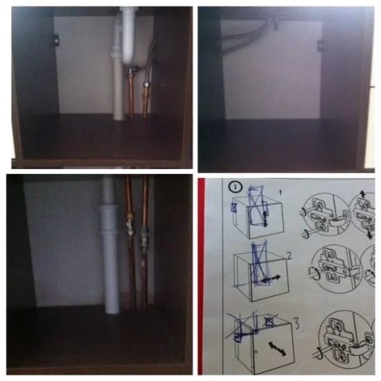Expedit bathroom vanity   IKEA Hackers